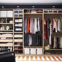 Diy Wardrobe Organizers 28 214x214 - Fabulous DIY Wardrobe Organizers Ideas