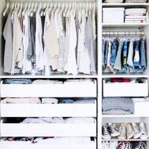 Diy Wardrobe Organizers 31 214x214 - Fabulous DIY Wardrobe Organizers Ideas