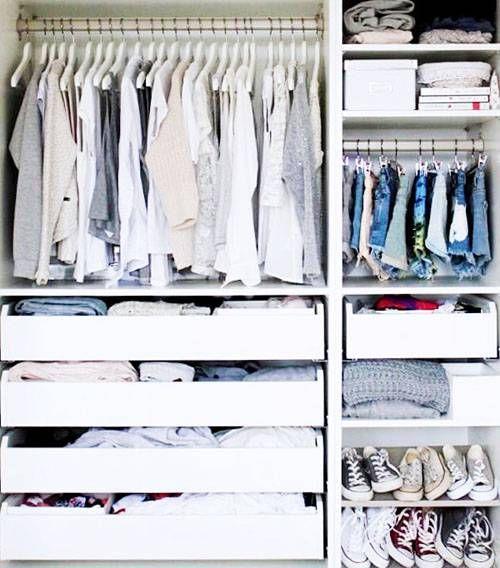 Diy Wardrobe Organizers 31 - Fabulous DIY Wardrobe Organizers Ideas