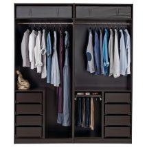 Diy Wardrobe Organizers 33 214x214 - Fabulous DIY Wardrobe Organizers Ideas
