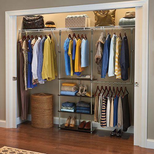 Diy Wardrobe Organizers 34 - Fabulous DIY Wardrobe Organizers Ideas