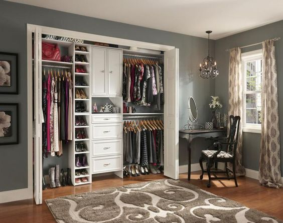 Diy Wardrobe Organizers 35 - Fabulous DIY Wardrobe Organizers Ideas