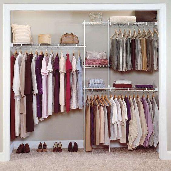 Diy Wardrobe Organizers 36 - Fabulous DIY Wardrobe Organizers Ideas