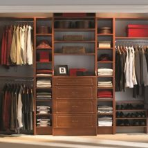 Diy Wardrobe Organizers 37 214x214 - Fabulous DIY Wardrobe Organizers Ideas
