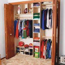 Diy Wardrobe Organizers 39 214x214 - Fabulous DIY Wardrobe Organizers Ideas