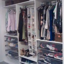 Diy Wardrobe Organizers 4 214x214 - Fabulous DIY Wardrobe Organizers Ideas
