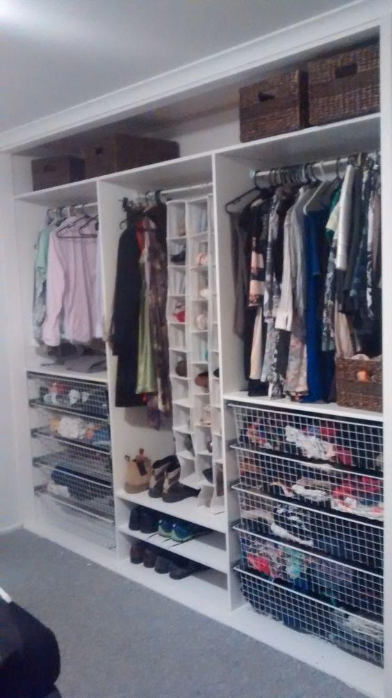 Diy Wardrobe Organizers 4 - Fabulous DIY Wardrobe Organizers Ideas