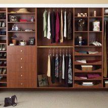 Diy Wardrobe Organizers 41 214x214 - Fabulous DIY Wardrobe Organizers Ideas