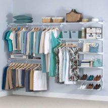 Diy Wardrobe Organizers 43 214x214 - Fabulous DIY Wardrobe Organizers Ideas