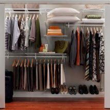 Diy Wardrobe Organizers 44 214x214 - Fabulous DIY Wardrobe Organizers Ideas