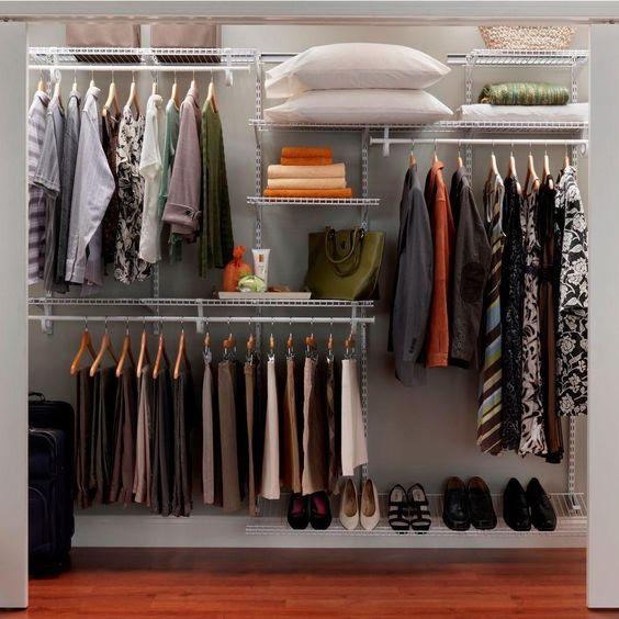 Diy Wardrobe Organizers 44 - Fabulous DIY Wardrobe Organizers Ideas