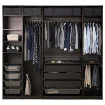 Diy Wardrobe Organizers 46 214x214 - Fabulous DIY Wardrobe Organizers Ideas