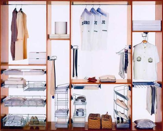 Diy Wardrobe Organizers 5 - Fabulous DIY Wardrobe Organizers Ideas
