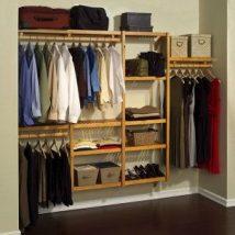 Diy Wardrobe Organizers 6 214x214 - Fabulous DIY Wardrobe Organizers Ideas