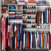 Diy Wardrobe Organizers 7 214x214 - Fabulous DIY Wardrobe Organizers Ideas