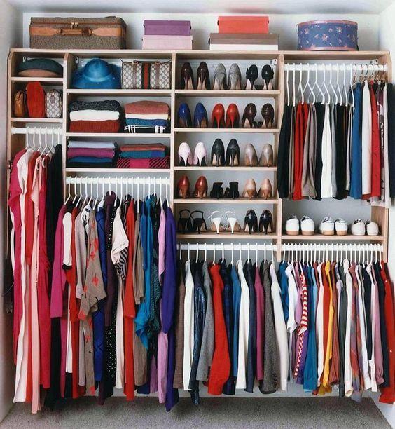 Diy Wardrobe Organizers 7 - Fabulous DIY Wardrobe Organizers Ideas