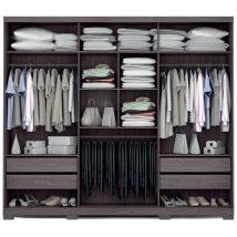 Diy Wardrobe Organizers 8 214x214 - Fabulous DIY Wardrobe Organizers Ideas