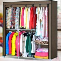 Diy Wardrobe Organizers 9 214x214 - Fabulous DIY Wardrobe Organizers Ideas
