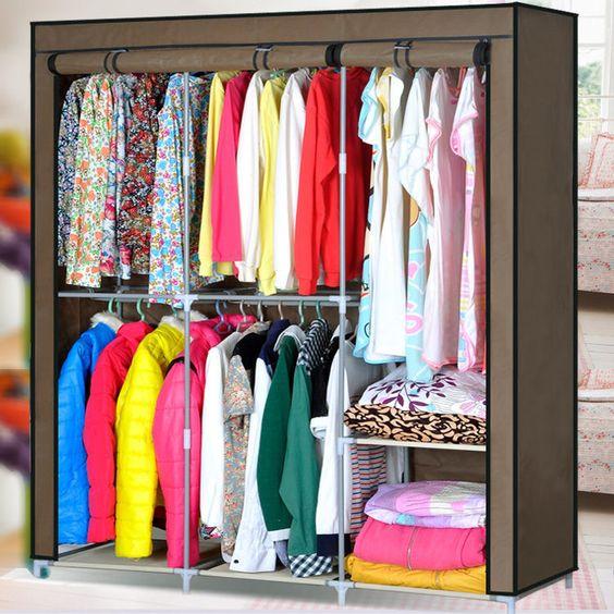 Diy Wardrobe Organizers 9 - Fabulous DIY Wardrobe Organizers Ideas