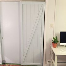 Door Makeover 13 214x214 - Breathtaking Door Makeover Ideas