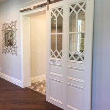 Door Makeover 28 214x214 - Breathtaking Door Makeover Ideas