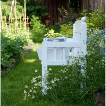 Farmhouse Garden Benches 21 214x214 - Wonderful Farmhouse Garden Benches Ideas