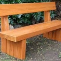 Farmhouse Garden Benches 22 214x214 - Wonderful Farmhouse Garden Benches Ideas