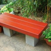 Farmhouse Garden Benches 28 214x214 - Wonderful Farmhouse Garden Benches Ideas