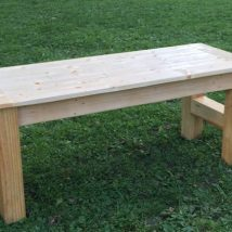 Farmhouse Garden Benches 29 214x214 - Wonderful Farmhouse Garden Benches Ideas