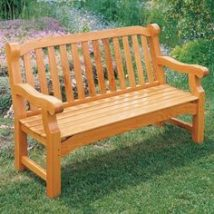 Farmhouse Garden Benches 30 214x214 - Wonderful Farmhouse Garden Benches Ideas
