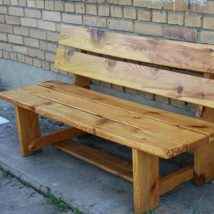 Farmhouse Garden Benches 36 214x214 - Wonderful Farmhouse Garden Benches Ideas