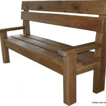 Farmhouse Garden Benches 38 214x214 - Wonderful Farmhouse Garden Benches Ideas