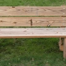 Farmhouse Garden Benches 39 214x214 - Wonderful Farmhouse Garden Benches Ideas