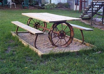 Farmhouse Garden Benches 41 - Wonderful Farmhouse Garden Benches Ideas
