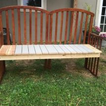 Farmhouse Garden Benches 45 214x214 - Wonderful Farmhouse Garden Benches Ideas