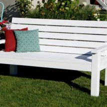 Farmhouse Garden Benches 46 214x214 - Wonderful Farmhouse Garden Benches Ideas