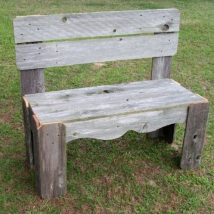 Farmhouse Garden Benches 48 214x214 - Wonderful Farmhouse Garden Benches Ideas