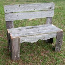 Farmhouse Garden Benches 48 214x214 - Wonderful Farmhouse Garden Benches Ideas