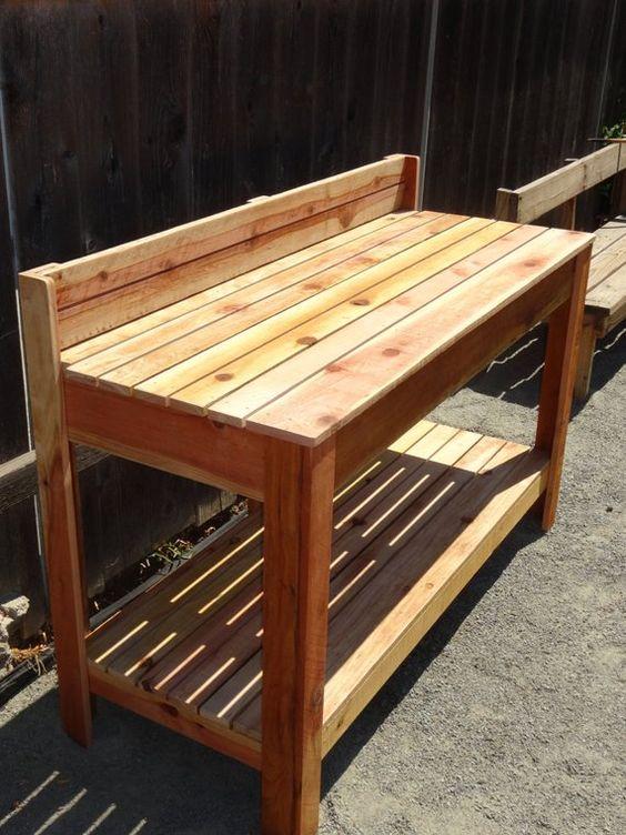 Farmhouse Garden Benches 8 - Wonderful Farmhouse Garden Benches Ideas