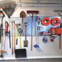 Garage Makeover Projects 1 214x214 - Amazing Garage Makeover Projects Ideas
