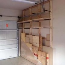 Garage Makeover Projects 12 214x214 - Amazing Garage Makeover Projects Ideas