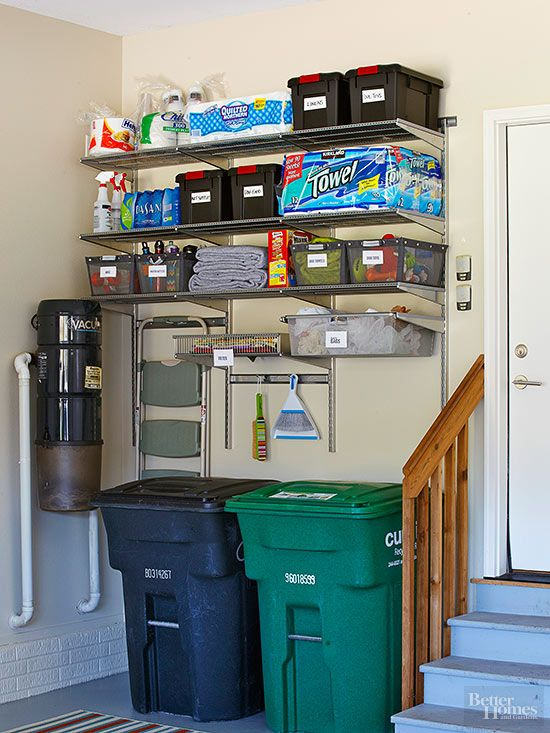 Garage Makeover Projects 13 - Amazing Garage Makeover Projects Ideas