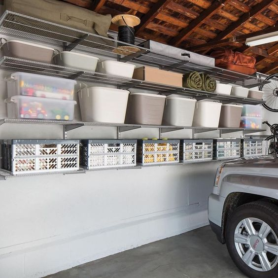 Garage Makeover Projects 15 - Amazing Garage Makeover Projects Ideas