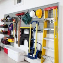 Garage Makeover Projects 16 214x214 - Amazing Garage Makeover Projects Ideas