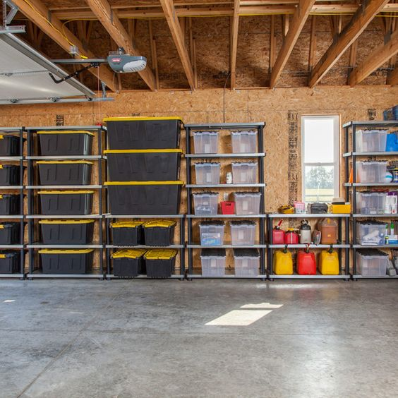 Garage Makeover Projects 17 - Amazing Garage Makeover Projects Ideas