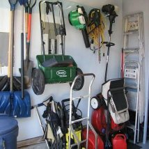 Garage Makeover Projects 18 214x214 - Amazing Garage Makeover Projects Ideas