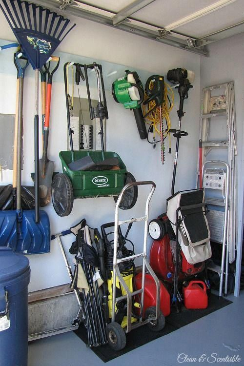 Garage Makeover Projects 18 - Amazing Garage Makeover Projects Ideas