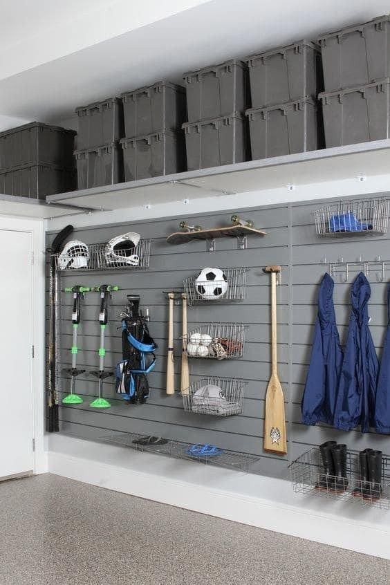 Garage Makeover Projects 2 - Amazing Garage Makeover Projects Ideas