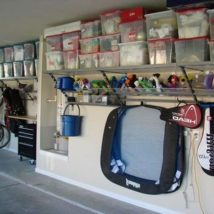 Garage Makeover Projects 20 214x214 - Amazing Garage Makeover Projects Ideas