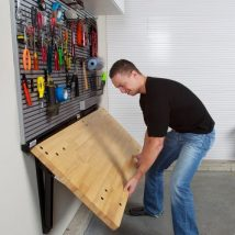 Garage Makeover Projects 22 214x214 - Amazing Garage Makeover Projects Ideas